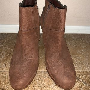 Cole Haan Calixta Ankle boot w/ 3.5 inch heel.
